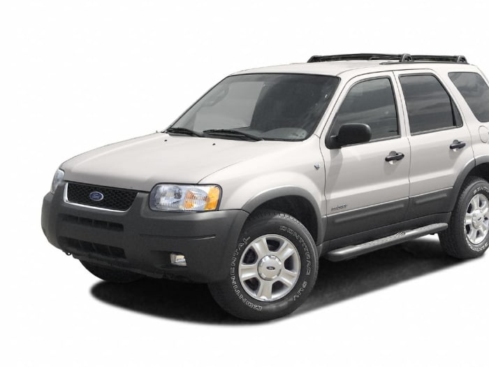 2003 ford escape xlt sport 4x4 pricing and options. Black Bedroom Furniture Sets. Home Design Ideas