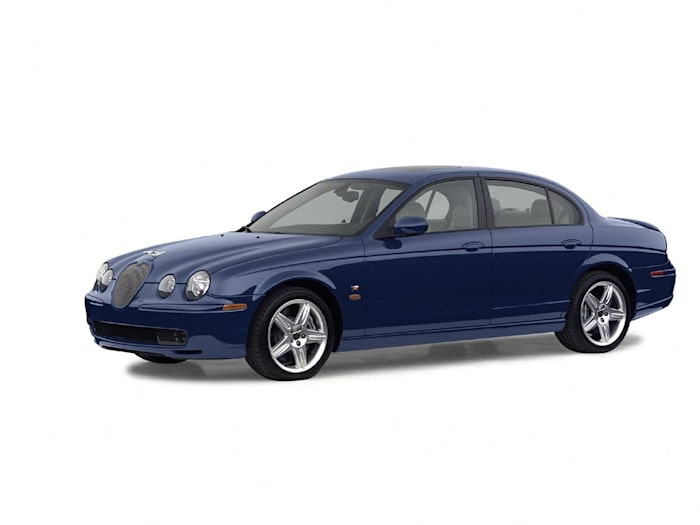 2003 jaguar s type 4 2l v8 r 4dr sedan equipment. Black Bedroom Furniture Sets. Home Design Ideas