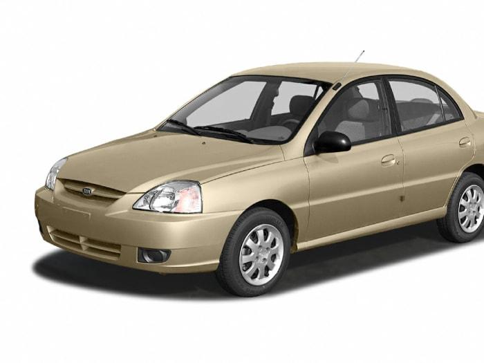 2003 Kia Rio Specs And Prices