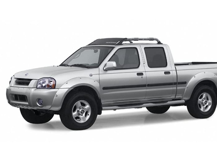 2003 nissan frontier xe v6 4x2 standard bed crew cab 116 1 in wb specs and prices. Black Bedroom Furniture Sets. Home Design Ideas