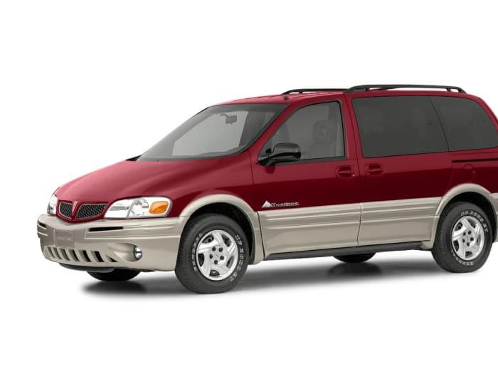 2003 pontiac montana v16 passenger van specs and prices  autoblog