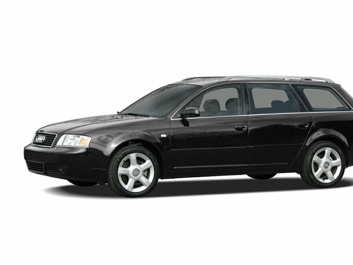 2004 Audi A6 Information