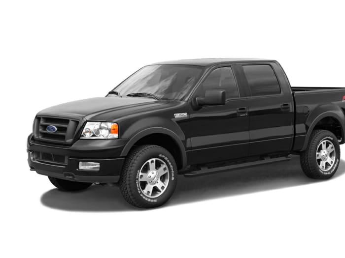 2004 ford f 150 supercrew new car test drive. Black Bedroom Furniture Sets. Home Design Ideas