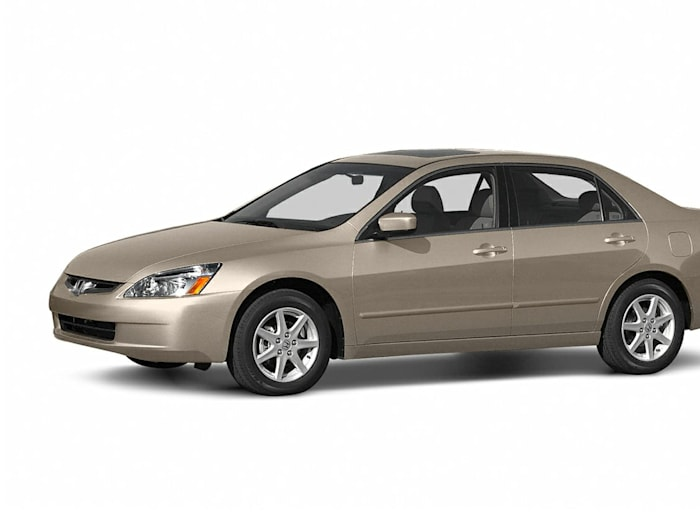 2004 Honda Accord Safety Recalls
