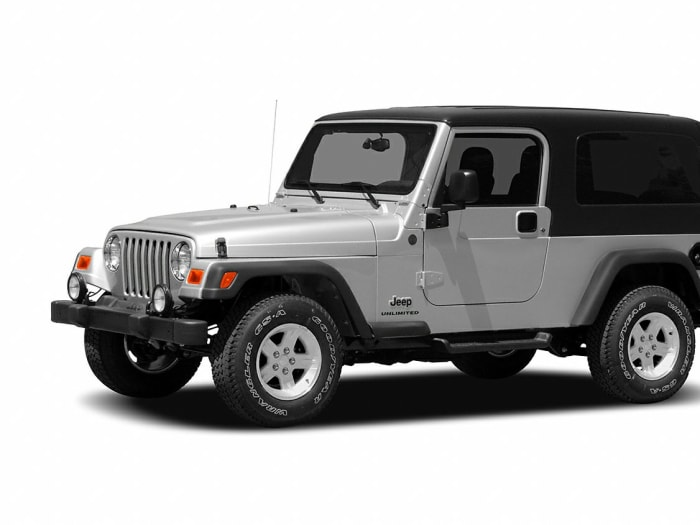 2004 Jeep Wrangler Unlimited 2dr 4x4 Lwb Pricing And Options
