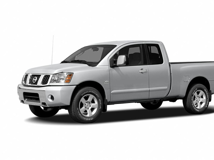 2004 Nissan Titan Owner Reviews and Ratings