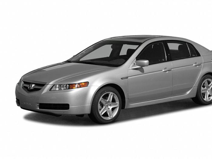 2005 Acura TL Information