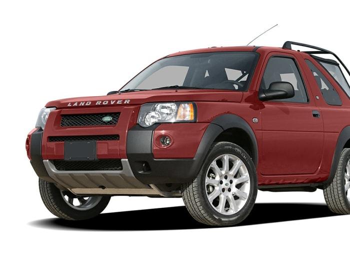 2005 Land Rover Freelander Se3 2dr All