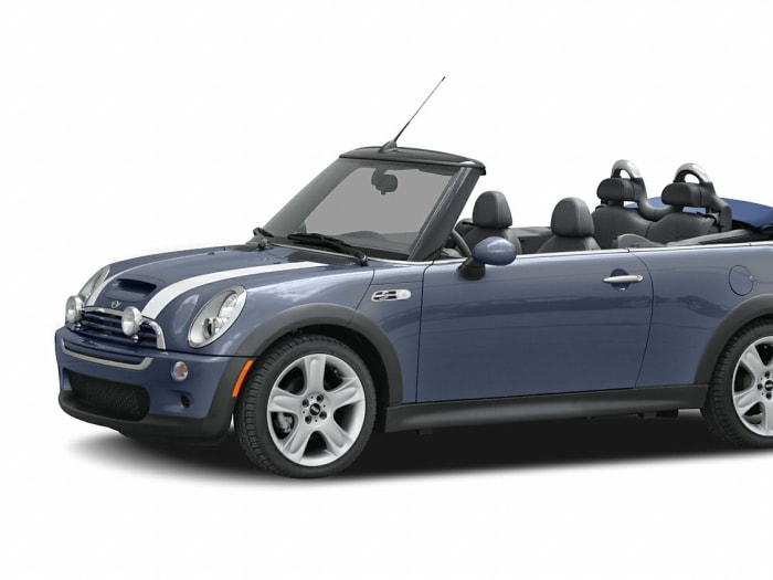 2005 mini cooper base 2dr convertible specs and prices. Black Bedroom Furniture Sets. Home Design Ideas