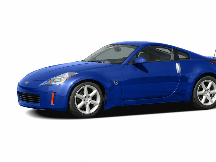2005 nissan 350z anniversary edition 2dr coupe equipment. Black Bedroom Furniture Sets. Home Design Ideas