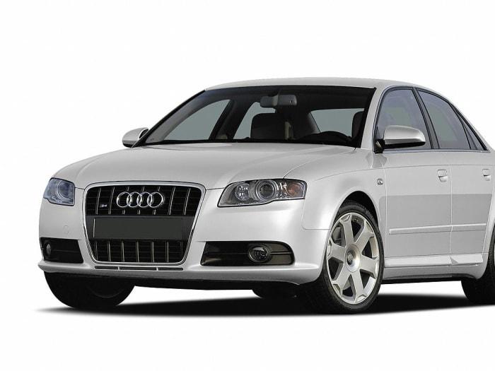 2006 Audi S4 4.2 25quattro Special Edition 4dr All-wheel Drive Quattro Sedan Specs and Prices