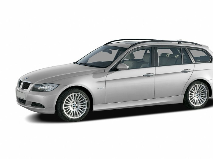 2006 Bmw 325 Xit 4dr All Wheel Drive Sport Wagon Pictures