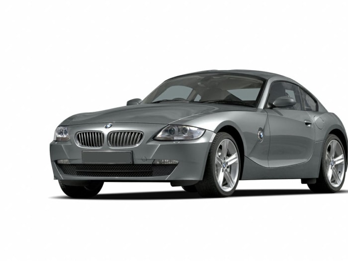 2006 Bmw Z4 3 0si 2dr Coupe Information