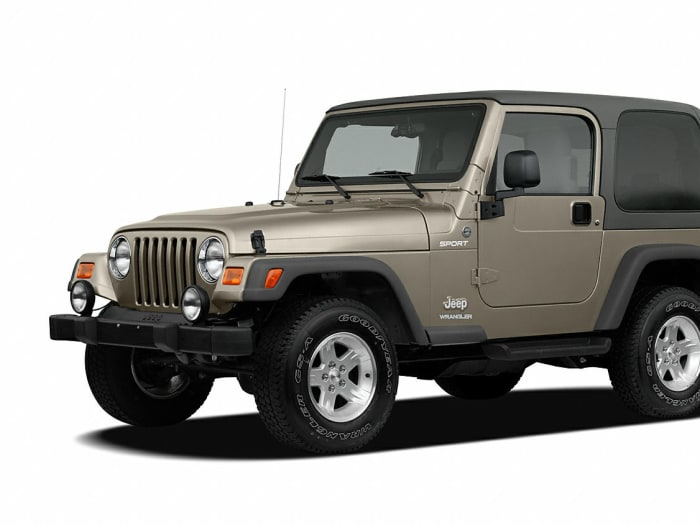 2006 jeep wrangler information. Black Bedroom Furniture Sets. Home Design Ideas