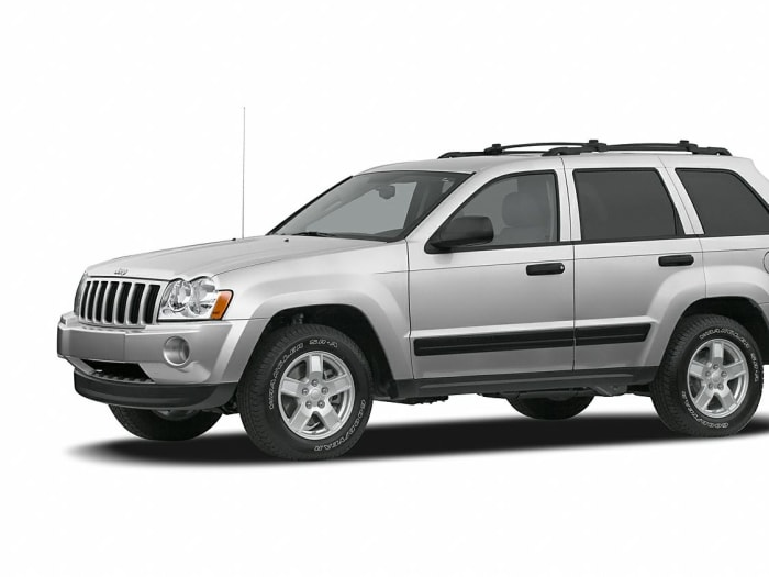 2006 jeep grand cherokee new car test drive. Black Bedroom Furniture Sets. Home Design Ideas