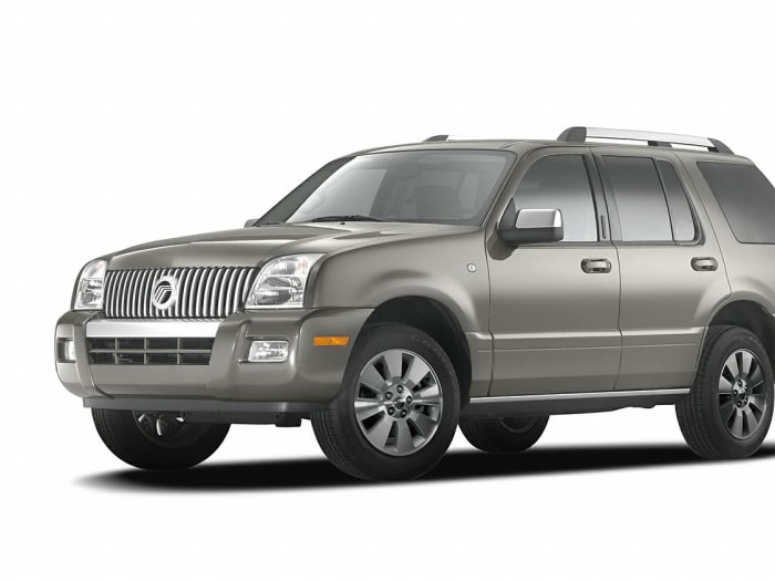 2006 mercury mountaineer information. Black Bedroom Furniture Sets. Home Design Ideas