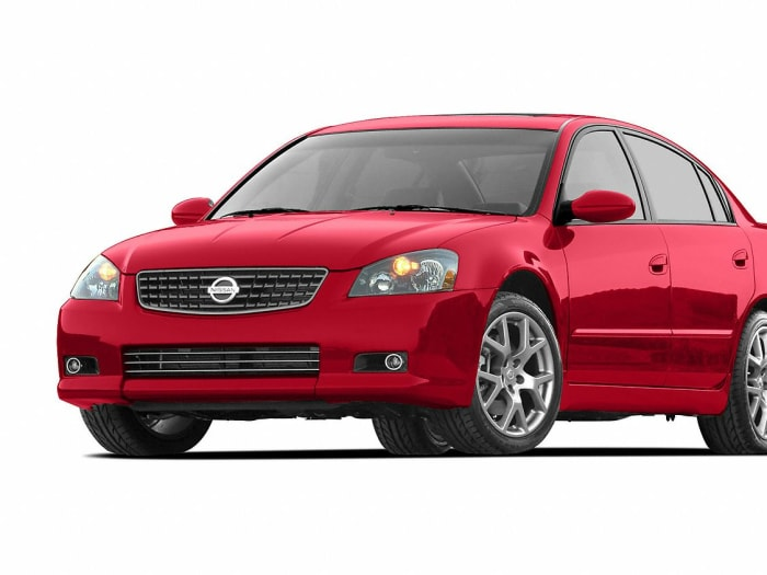 2005 Nissan Altima 3.5 Se R >> 2006 Nissan Altima 3.5 SE-R 4dr Sedan Pricing and Options