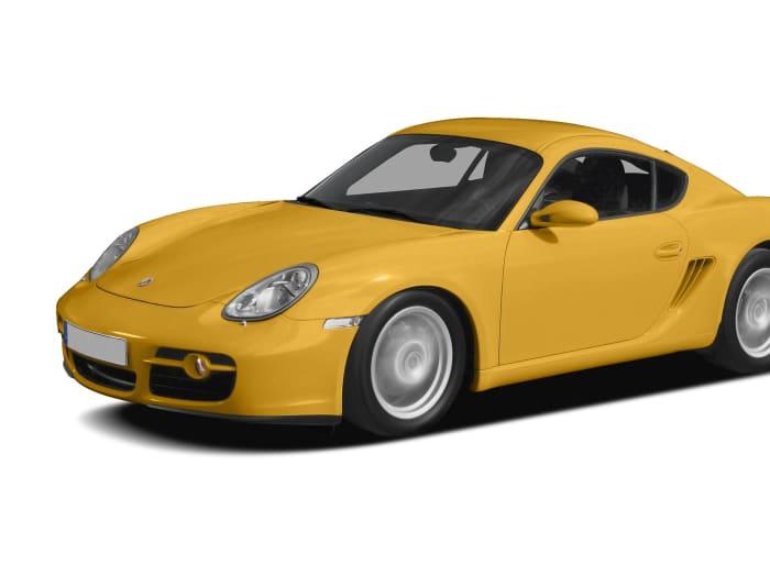 2008 Porsche Cayman Information