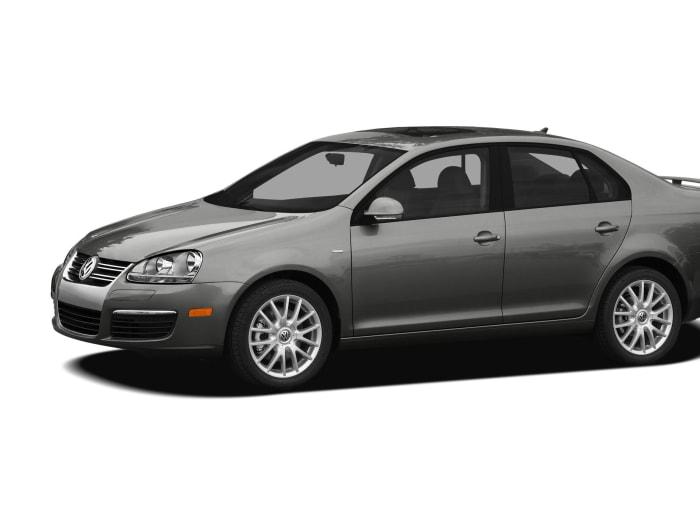 2008 Volkswagen Jetta Wolfsburg Edition 4dr Sedan Specs and Prices