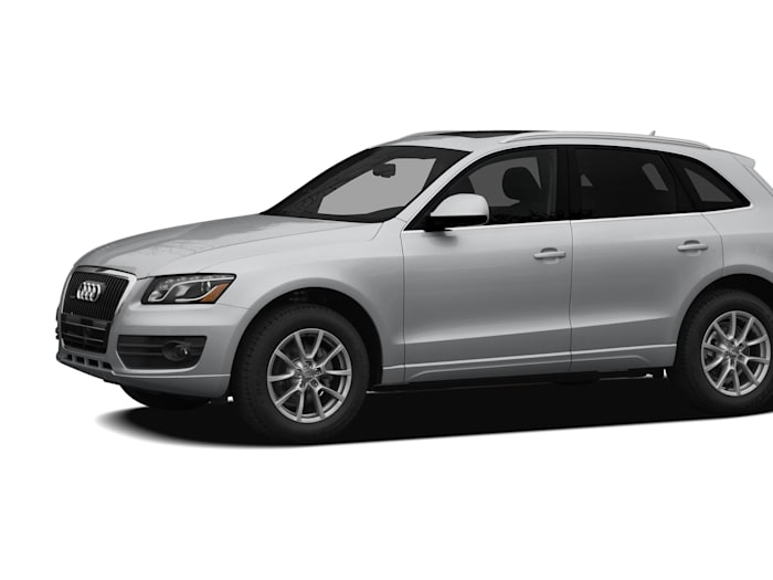 2009 Audi Q5 Safety Features