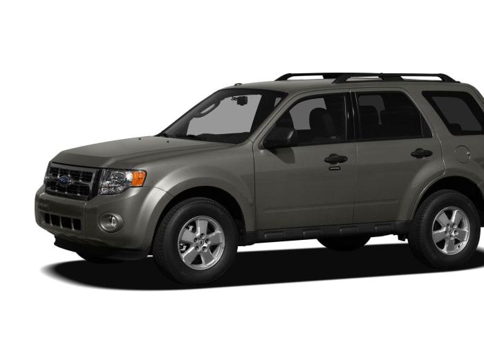 2011 Ford Escape Information