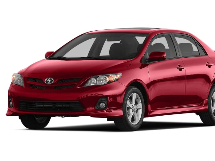 2011 toyota corolla s 4dr sedan specs and prices. Black Bedroom Furniture Sets. Home Design Ideas