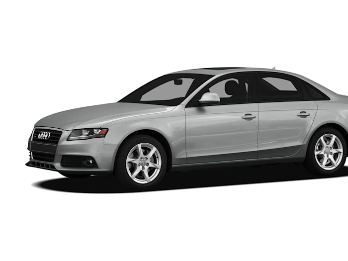 2012 Audi A4 Information