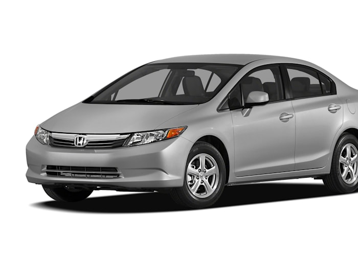 2012 honda civic natural gas 4dr sedan pricing and options. Black Bedroom Furniture Sets. Home Design Ideas
