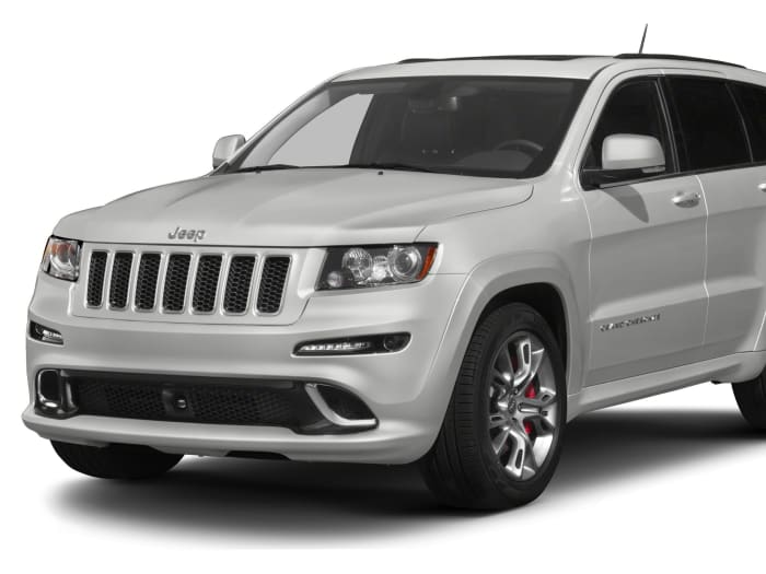 2012 jeep grand cherokee srt8 4dr 4x4 pricing and options. Black Bedroom Furniture Sets. Home Design Ideas