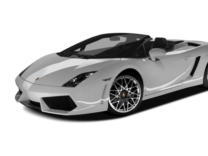 2012 Lamborghini Gallardo Lp560 4 2dr Spyder Specs And Prices
