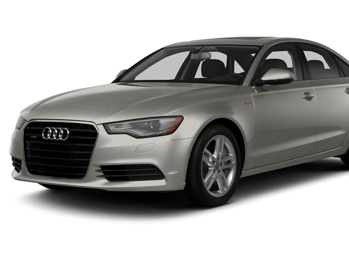 2013 Audi A6 Pictures