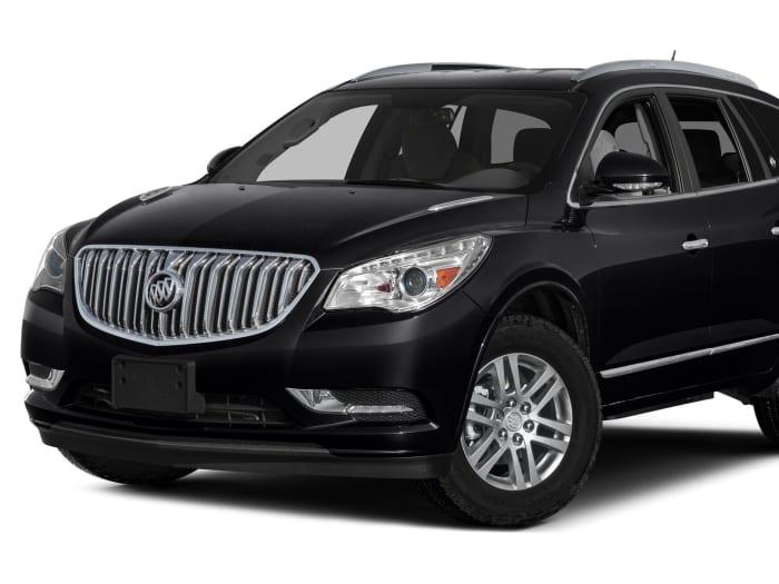 2014 buick enclave new car test drive. Black Bedroom Furniture Sets. Home Design Ideas