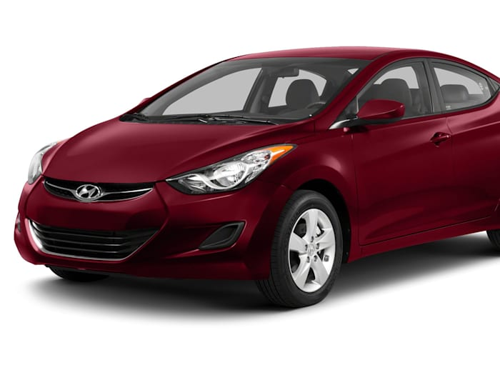 2013 Hyundai Elantra Information