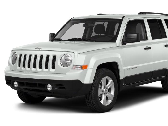 2017 jeep patriot information