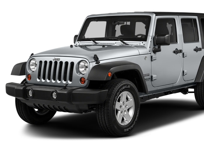 2015 Jeep Wrangler Unlimited Information