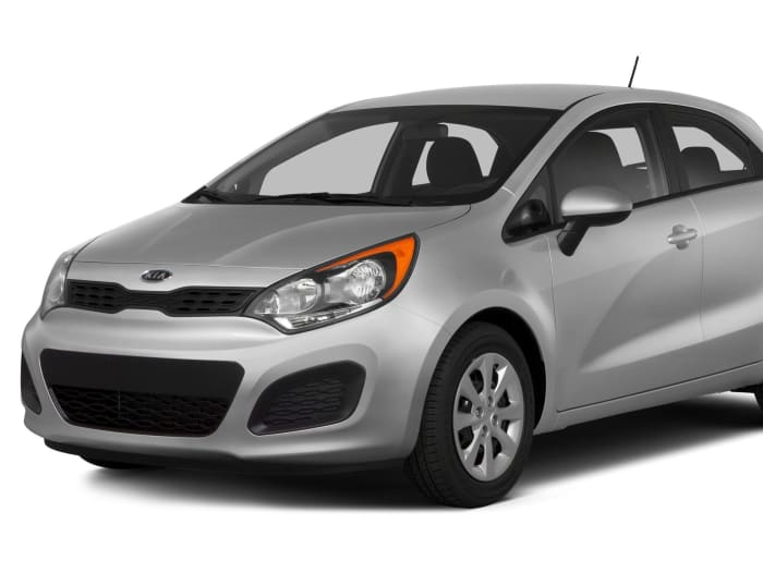 2013 Kia Rio Sx 4dr Hatchback Specs And Prices