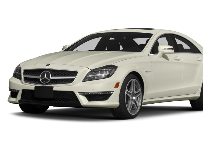 2013 Mercedes-Benz CLS-Class Base CLS 63 AMG 4dr Sedan ...