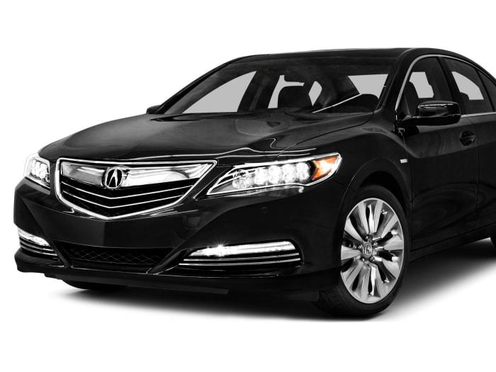 Advance Auto Rebates >> 2014 Acura RLX Sport Hybrid Advance Package 4dr SH-AWD ...