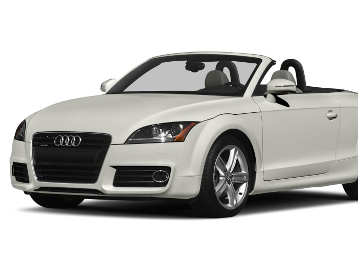 2014 audi tt 2 0t 2dr all wheel drive quattro roadster for sale. Black Bedroom Furniture Sets. Home Design Ideas