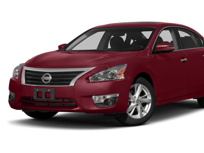 2014 Nissan Altima 2 5 Sl 4dr Sedan Information