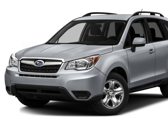 2016 subaru forester safety features. Black Bedroom Furniture Sets. Home Design Ideas