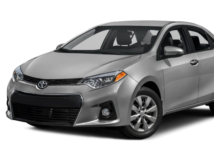 2016 Toyota Corolla S Plus 4dr Sedan Specs and Prices