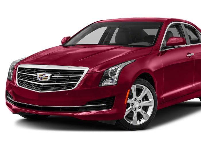2017 Cadillac ATS 2 0L Turbo Luxury 4dr All wheel Drive Sedan