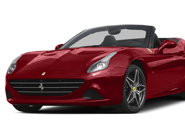 2016 Ferrari California Information