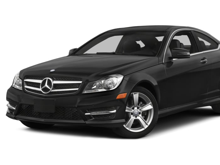 2015 Mercedes Benz C Class Base C 250 2dr Coupe Pricing