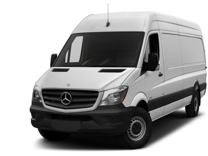 2015 mercedes benz sprinter class high roof sprinter 2500 for 2016 mercedes benz sprinter extended cargo van