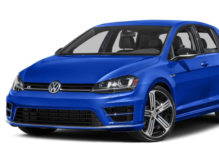 2016 volkswagen golf r information. Black Bedroom Furniture Sets. Home Design Ideas