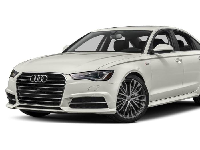 2018 Audi A6 Information