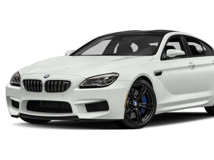 2017 Bmw M6 Gran Coupe Pictures