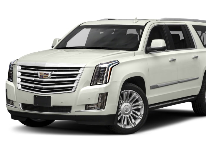 2017 cadillac escalade esv platinum 4x4 pricing and options. Black Bedroom Furniture Sets. Home Design Ideas